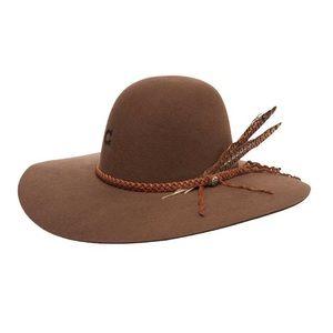 Charlie 1 Horse Wanderlust Wool Hat - Acorn